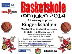 basketskole plakat 2014